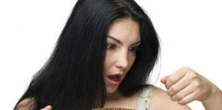 thực phẩm ngăn rụng tóc
