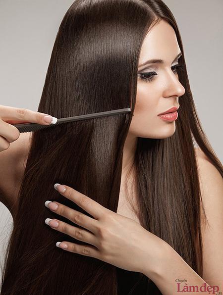 Bí quyết chăm sóc tóc sau nhuộm