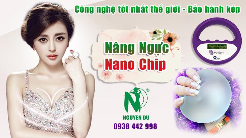Giới thiệu túi nâng ngực Nano Chip mới nhất 2016