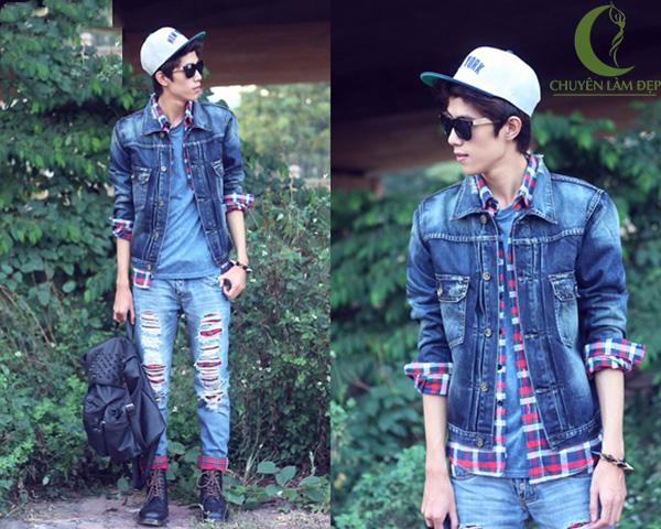 thời trang nam