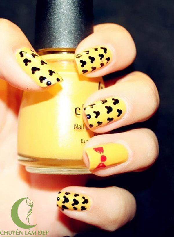 mẫu nail đẹp